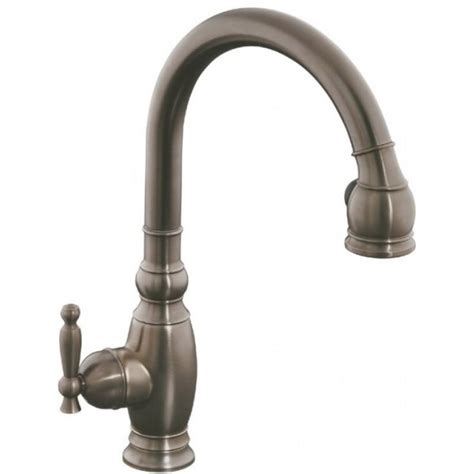 kohler bronze kitchen faucets faucet k 690 g in brushed chrome by kohler