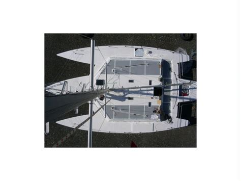 trimaran victress trimaran piver victress in finist 232 re sailboats used