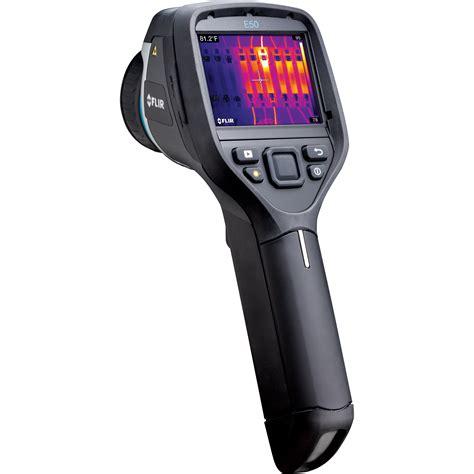 Thermal Flir E50 flir systems flir e50 compact infrared thermal imaging