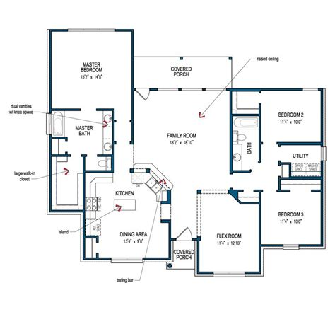 guadalupe tilson homes my favorite floor plans i