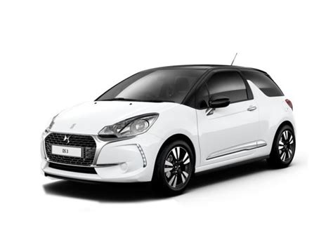 better ds3 1 5 3 citroen ds3 car leasing nationwide vehicle contracts