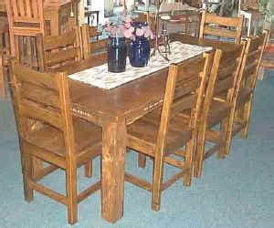 Southwest Dining Room Furniture Southwest Dining Furniture Sets Chairs China Cabinets Tables