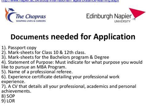 Http Sc Edu Academicprograms Mba Professionalmba Aspx by Edinburgh Presentation For Applicant
