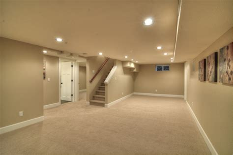 59th house traditional basement portland by ttm
