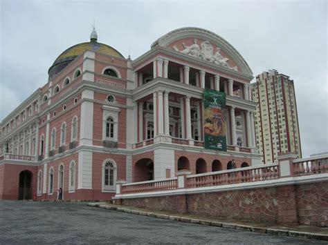 manaus opera house amazon river to manaus