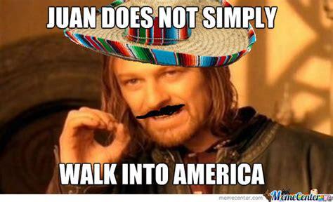 Juan Meme - juan does not simply by firecore meme center