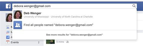 Search Fb By Email Address Investigator S Tip Find The Person An Unknown Email
