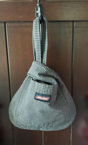crochet bag japanese pattern japanese knot bag upcycled from a men s shirt the crafty