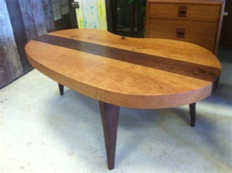 kidney bean coffee table yelp
