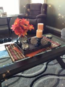 Ideas For Coffee Table Centerpieces Design 43 Fall Coffee Table D 233 Cor Ideas Digsdigs