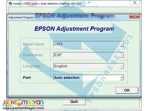epson printer adjustment resetter program epson adjustment program resetter paete jonathan