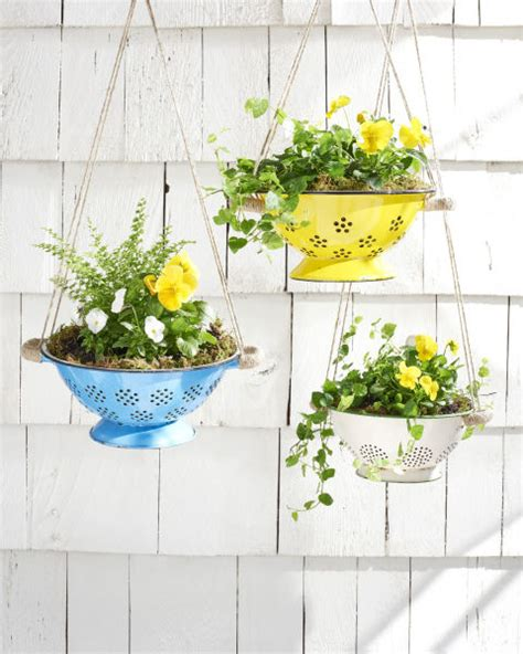 creative diy garden planters   upcycled finds