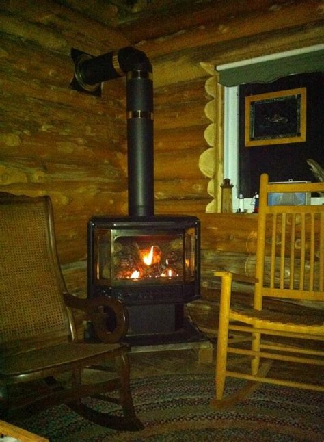 Fireplace Forum by Propane Fireplace Small Cabin Forum