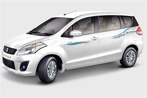 Maruti Ertiga Paseo Explore Edition launched   Car News