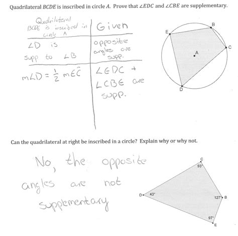 Inscribed Angles Worksheet Answers by 12 Best Images Of Circle Arcs And Angles Worksheets