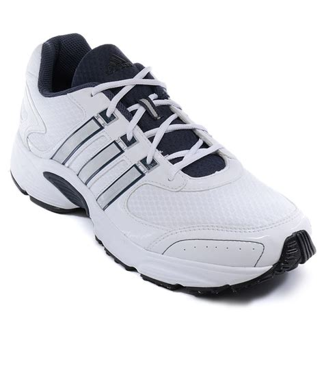 buy adidas vanquish white sport shoes for snapdeal