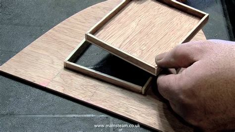 wooden boat hatch construction a watertight hatch for a model boat youtube
