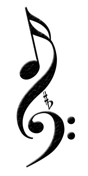 tribal music note tattoo 17 best ideas about designs on