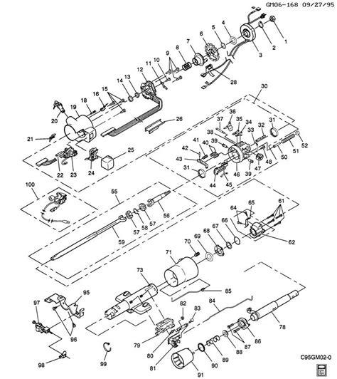 old car repair manuals 1994 oldsmobile silhouette user handbook service manual steering column removal 1994 oldsmobile silhouette dorman 174 83221