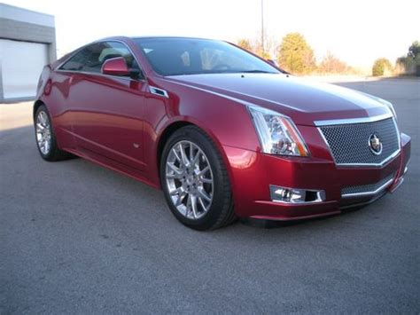 cadillac cts 2 door for sale buy used 2012 cadillac cts coupe 2 door premium collection