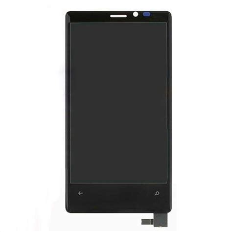 nokia lumia 920 lcd touch screen digitizer frame replacement