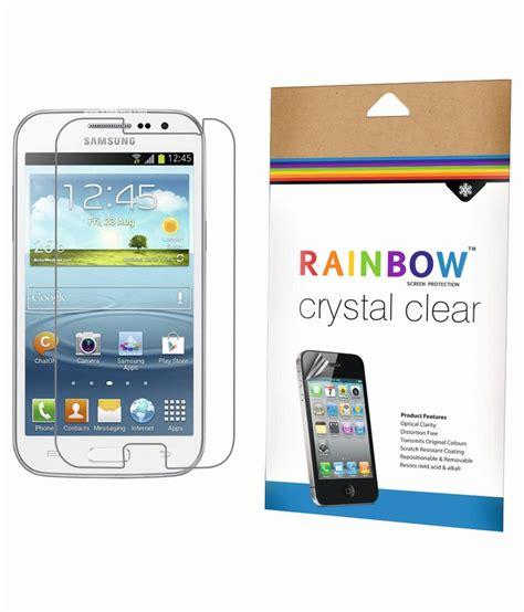 Samsung J2 Sm J200g Dd Rainbow Clear Screen Protector For Samsung Galaxy