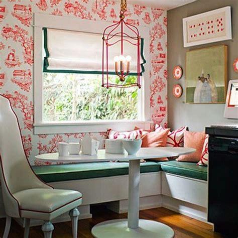 Kitchen Bench Banquette Breakfast Nook by Via Beautiful Habitat