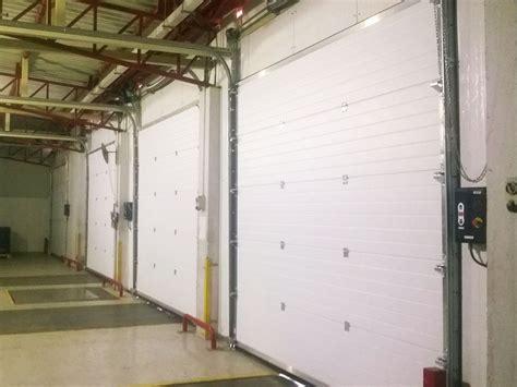 Industrial Sectional Overhead Doors Manufacturers India Sectional Overhead Door