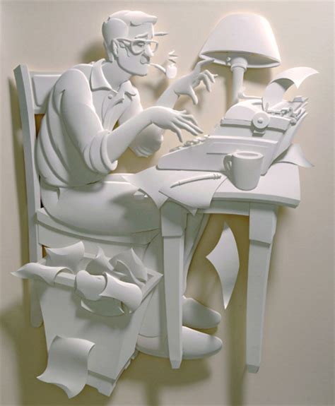 Paper Artists - stunning paper 14 pics curious photos
