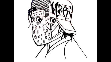 draw graffiti character como dibujar  personaje