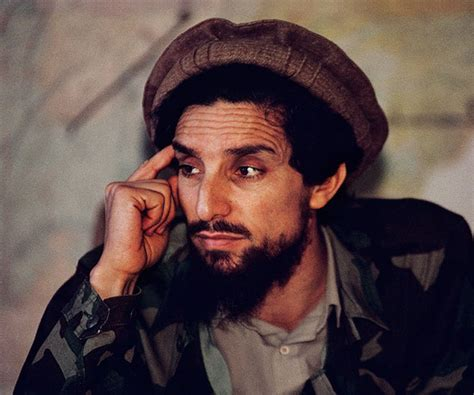 biography of some famous persons ahmad shah massoud biography childhood life