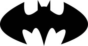 Batman Symbol Pumpkin Cliparts