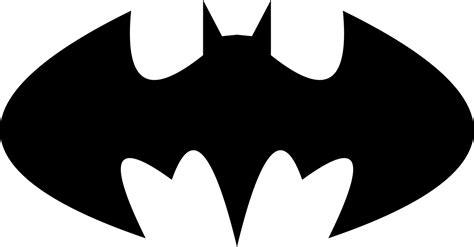 batman logo template batman logo vector png clipart best