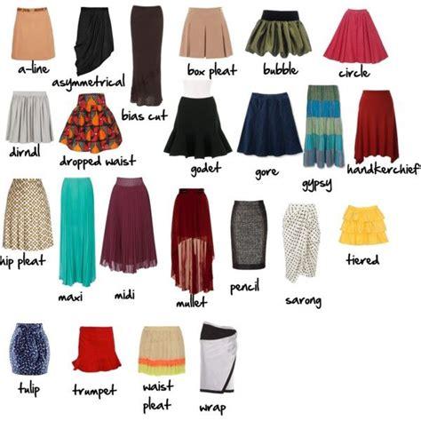 fashion design glossary helpful charts for poshmark item descriptions poshmark