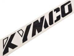 Aufkleber Kymco Roller by Aufkleber Kymco Kak085021 Schriftzug Schwarz