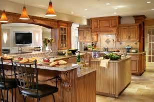 beautiful kitchen island designs most beautiful kitchens traditional kitchen design 13