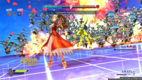 Kaset Ps4 Fate Extella The Umbral fate extella the umbral review ps4 rice digital