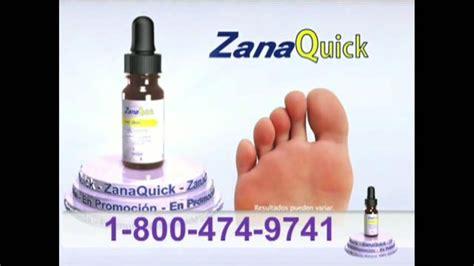 sana quik zanaquick tv commercial curar los hongos de las u 241 as