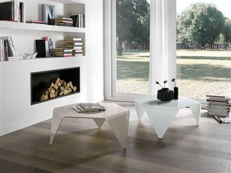 console arredamento tavolini e consolle in vetro curvato arredare con stile
