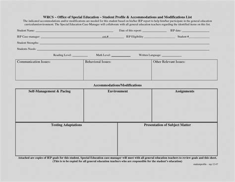 Collection Of Iep Blank Template 2 Moderndentistry Info Is All About Templates 2018 Blank Template Blank Iep Template
