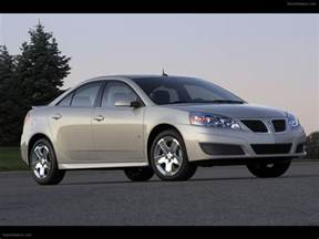 Pontiac Sedans Pontiac G6 Sedan 2009 Car Wallpaper 03 Of 10