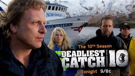 deadliest catch reveals preview and premiere date for deadliest catch season 10 episode 14 breaking mandy