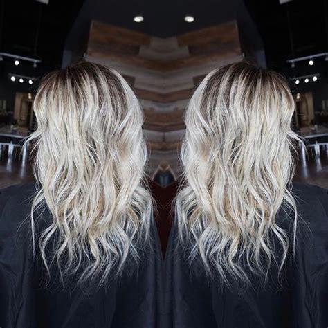 add darker roots to bleached hair 25 trending dark roots ideas on pinterest dark roots