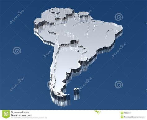 map  south america stock illustration illustration