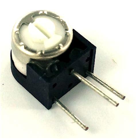 50 k ohm resistor 50k ohm trimpot variable resistor pot3321n 1 503 3321n 1 503 west florida components