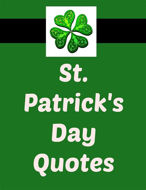 s day quotes estelle st patricks day quotes like success