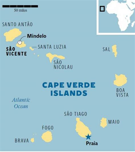 cape verde islands map cape verde west africa s last outpost africa travel