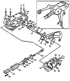 Ford 2000 Tractor Parts Diagram 900 Ford Tractor Wiring Diagram Get Free Image About