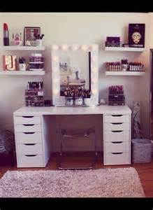 Makeup Desk Ideas 17 Best Ideas About Makeup Dresser On Makeup