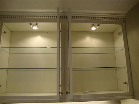 Inside Cabinet Lights by Bay Sun Electric